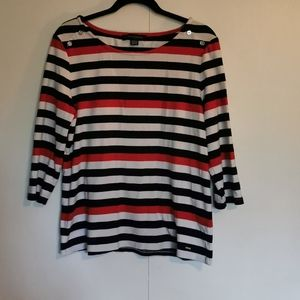 💕 2 for $30 💘 Tommy Hilfiger Top, Size XX